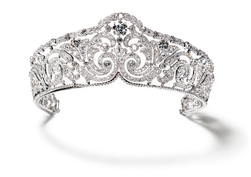 1900 cartier tiara