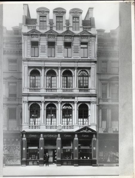 1909 cartier new bond street