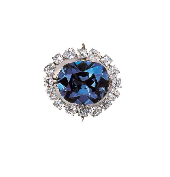 1910 cartier hope diamond