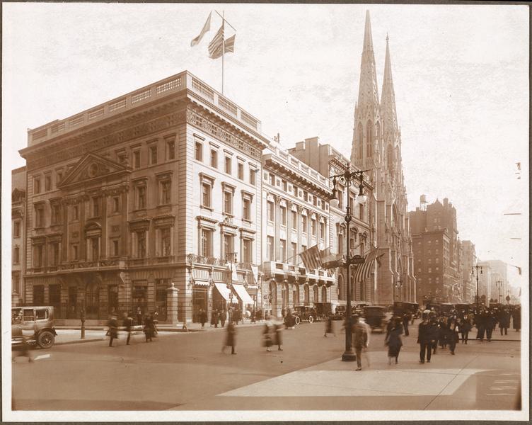 1917 cartier new york
