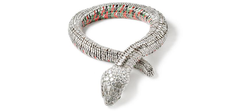 1968 cartier diamond necklace