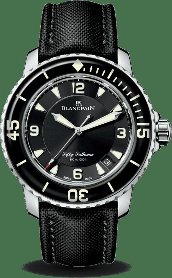 3 blancpain fifty fathoms automatic 5015e 1130 52 front copie 1