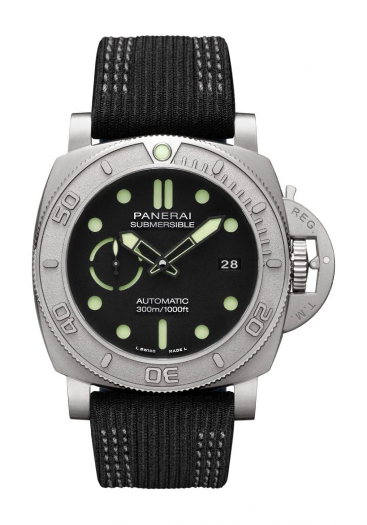 4 panerai submersible mike horn edition
