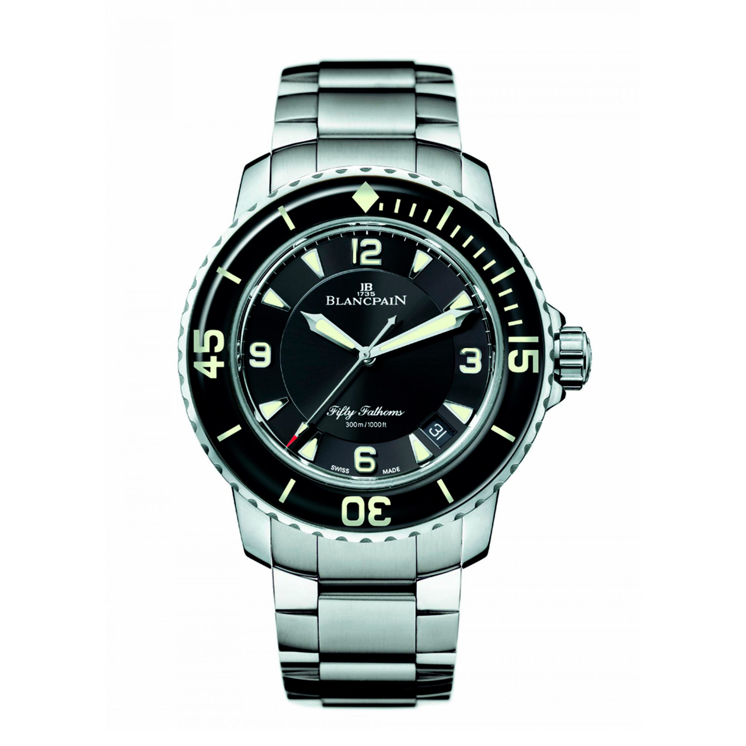BLANCPAIN Fifty Fathoms  5015 1130 71S