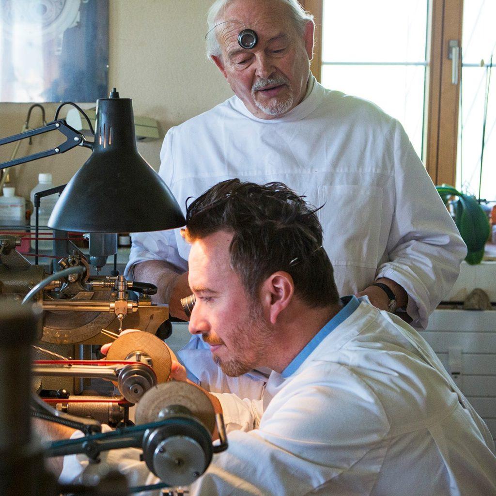alchemists dufour y relojero