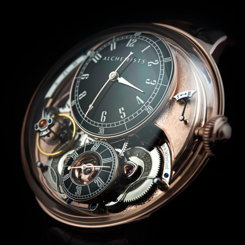 alchemists primer reloj