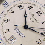 breguet acquires a timepiece made for bugatti.