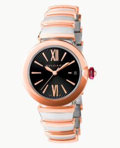 bvlgari lvcea 102192 reloj para mujer