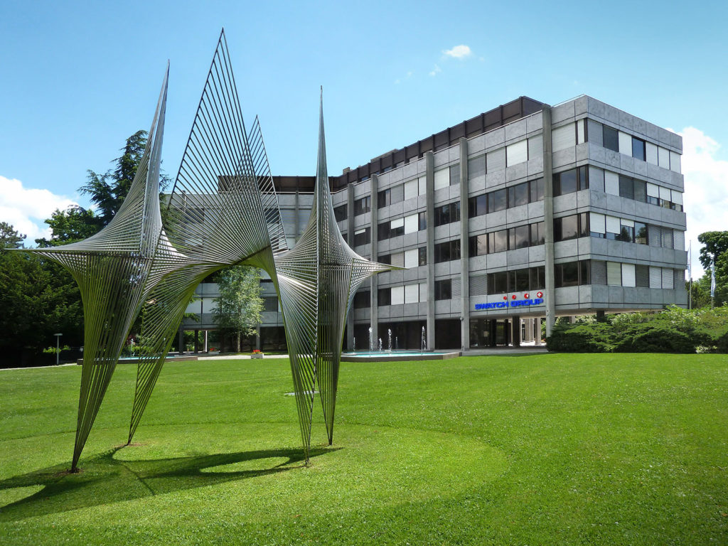 swatch group headquarters
