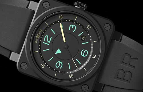 bell & ross br 03 92 b1 compass