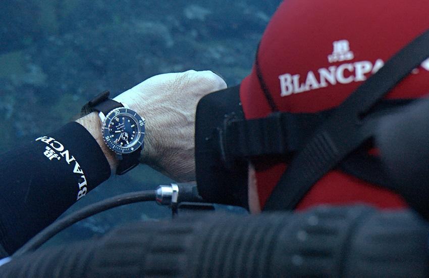 blancpain ocean commitment|Blancpain Ocean Commitment