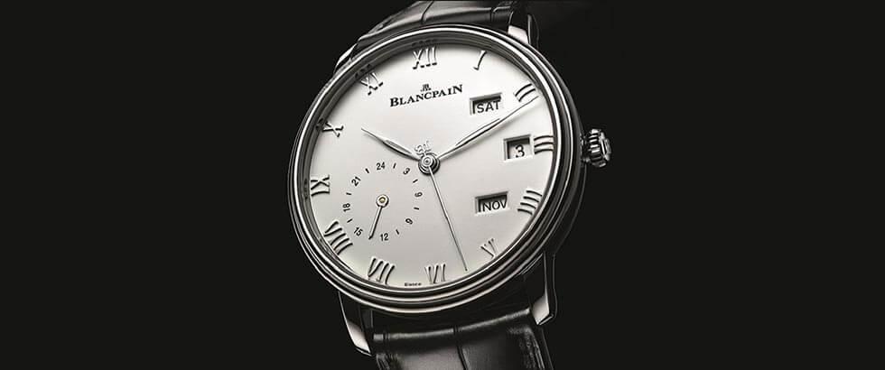 blancpain presenta un modelo nunca antes visto en la firma