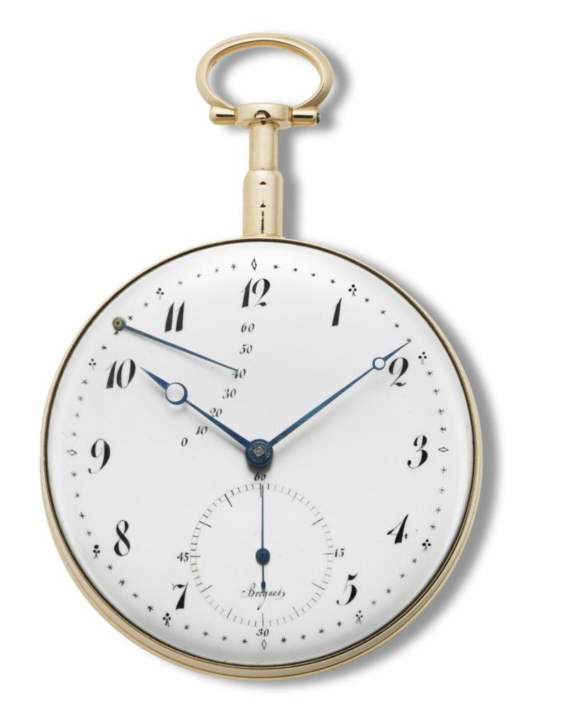 breguet perptuelle quarter repeating watch no.15