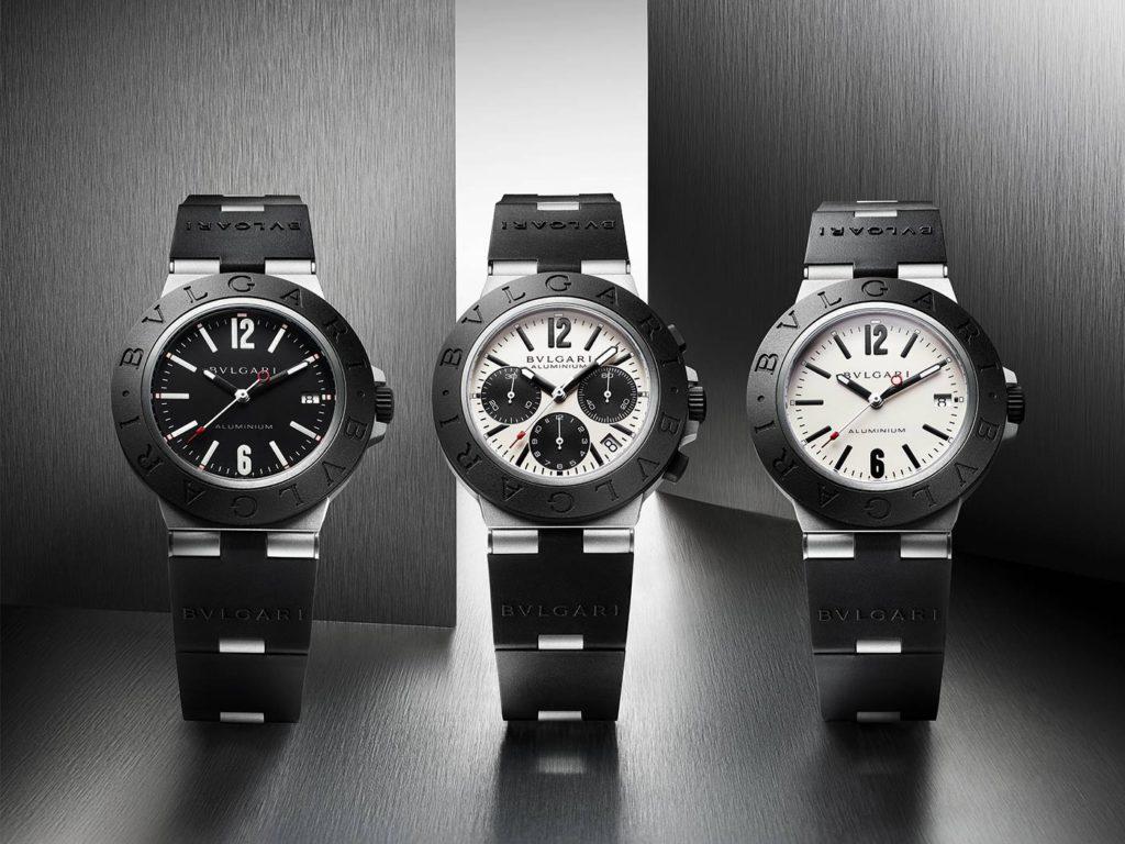 bvlgari aluminium y aluminium chronograph 4 1