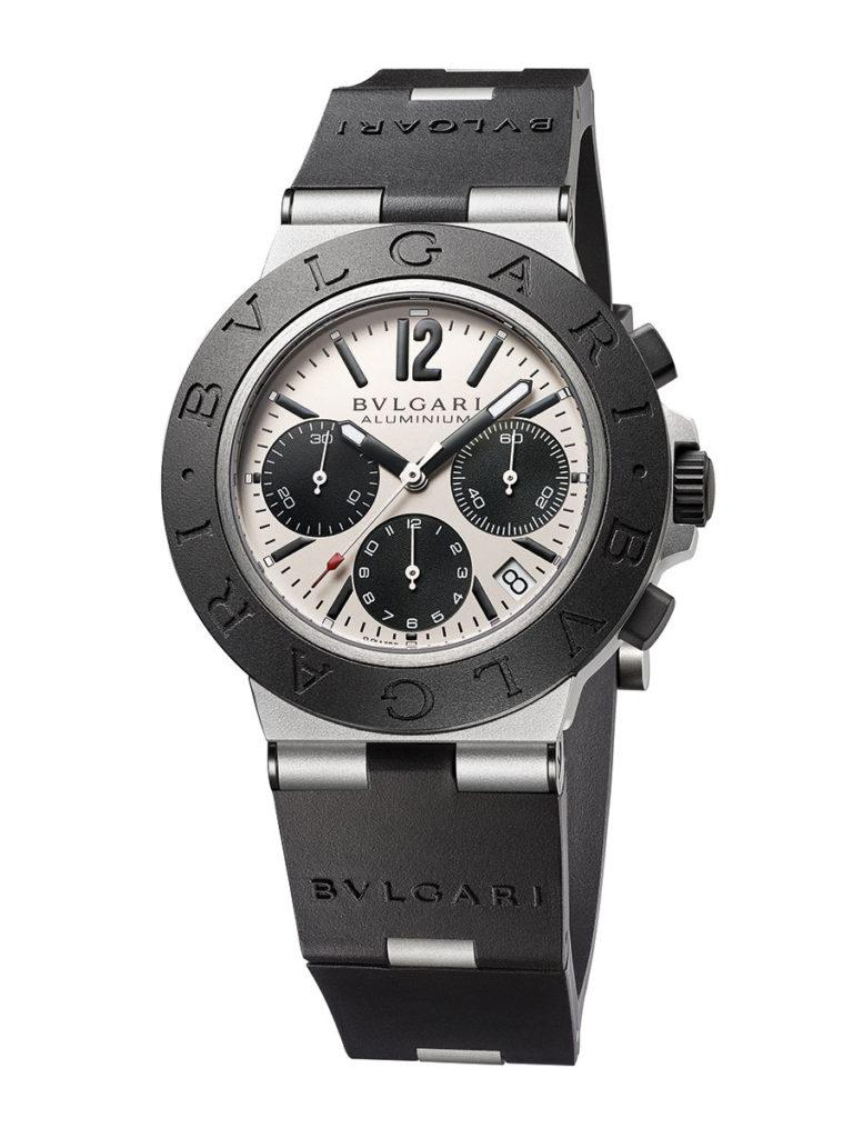 bvlgari aluminium y aluminium chronograph 5