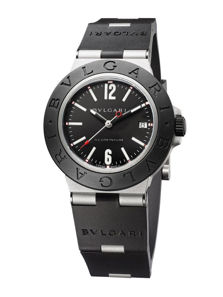 bvlgari aluminium y aluminium chronograph 7