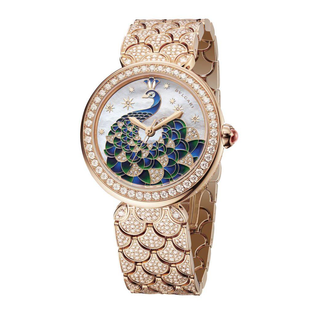 bvlgari divas dream peacock diamonds 7