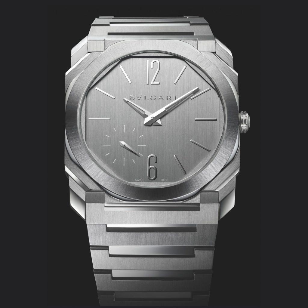 Sport chic, steel watches, los 4 fantásticos de la relojería