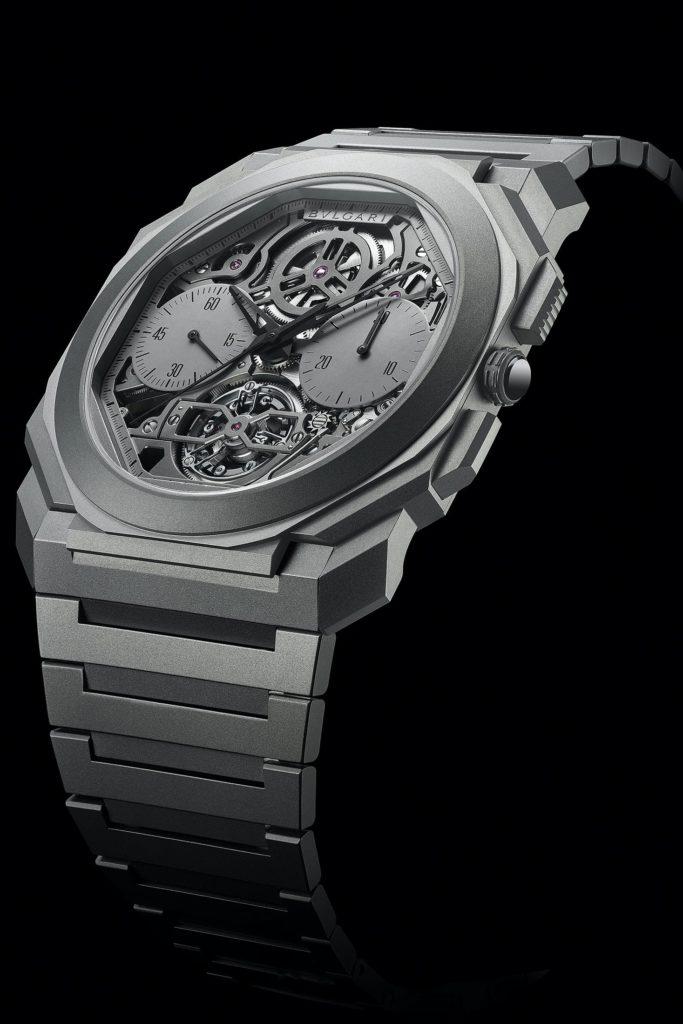 bvlgari octo finissimo tourbillon chronograph skeleton automatic 11 1