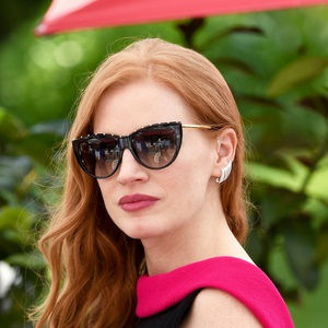jessica chastain cannes 2018