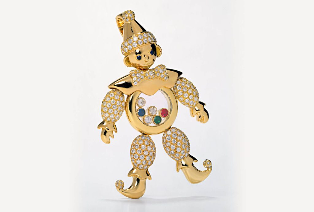 chopard happy clown 1985