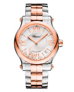 chopard happy sport reloj para mujer
