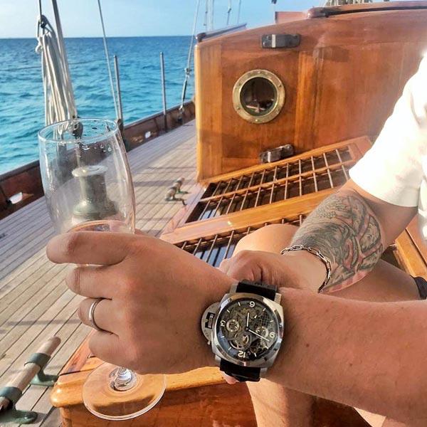 eilean, el velero representante de la regatta panerai classic yacht challenge2