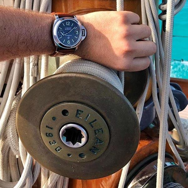 eilean, el velero representante de la regatta panerai classic yacht challenge3