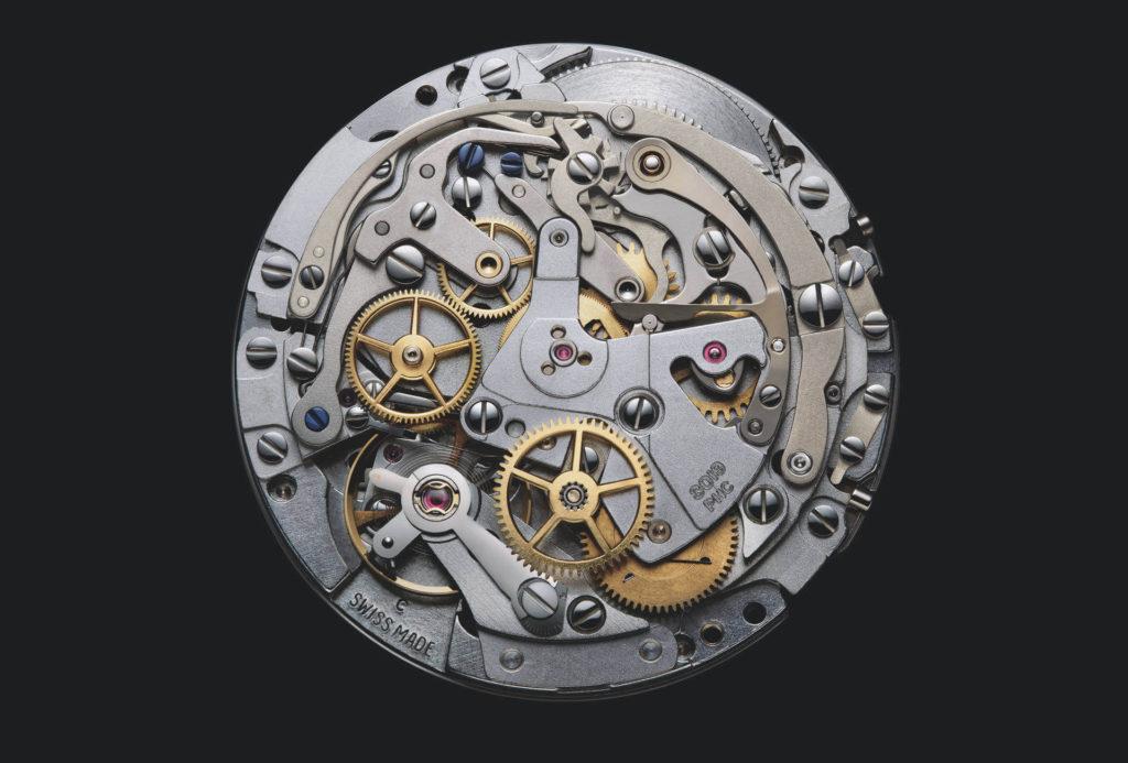 calibre zenith el primero 3019 1969