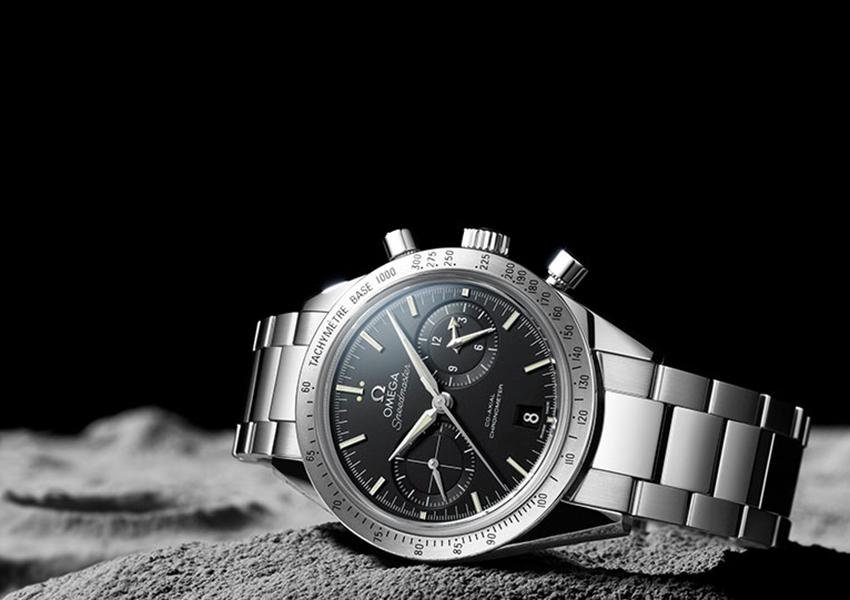 el reloj omega que llegó a la luna