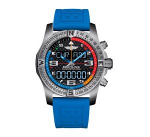 exospace b55 yachting breitling relojes para navegar con estilo
