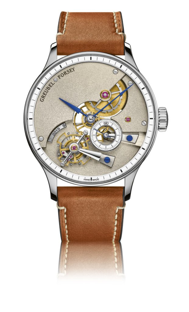 greubel forsey hand made 1 12