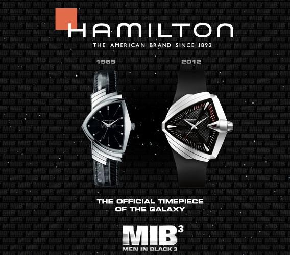 hamilton mib3