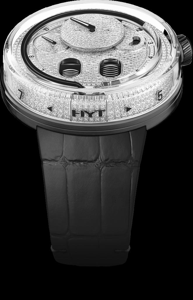 hyt h0 blackfluid diamonds frontview 692x1100px