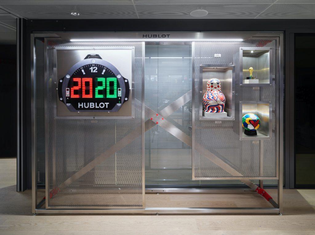 hublot 40 aniversario hublot history 40th anniversary exhibicion 3