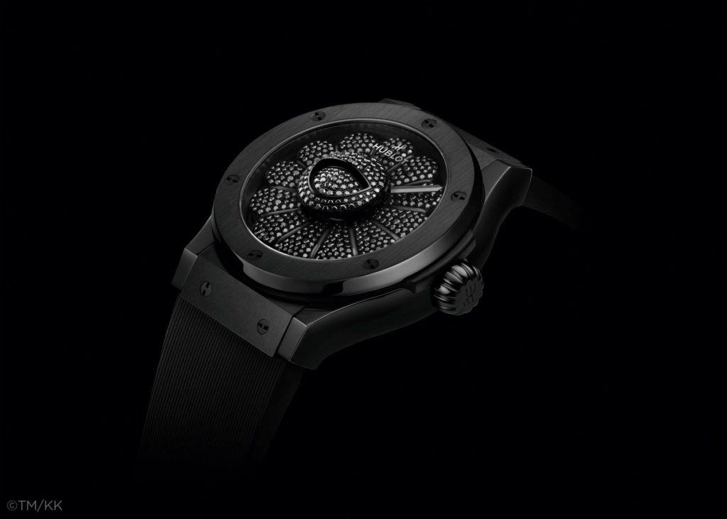 hublot classic fusion takashi murakami all black 8