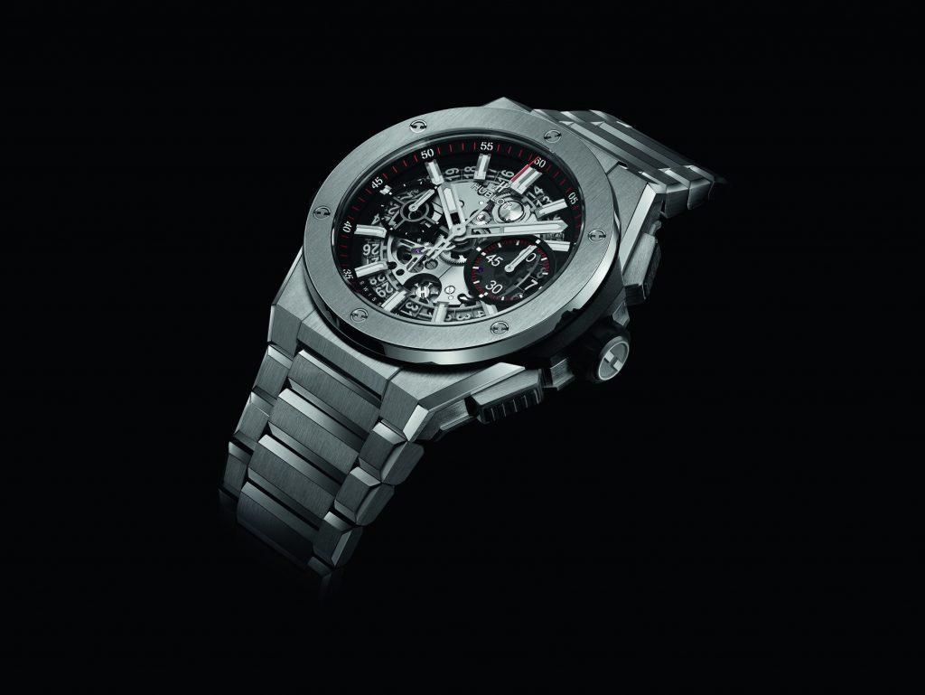 hublot dubai watch week 2020 big bang integral titanium 1024x769