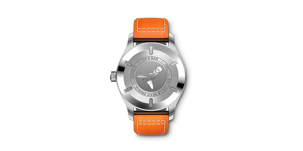 IWC Schaffhausen </br>Reloj de Aviador «Le Petit Prince» </br>IW327010