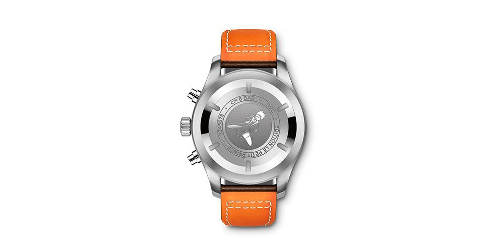 IWC Schaffhausen </br>Reloj de Aviador «Le Petit Prince» </br>IW377714