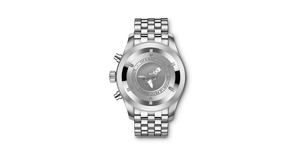 IWC Schaffhausen </br>Reloj de Aviador «Le Petit Prince» </br>IW377717