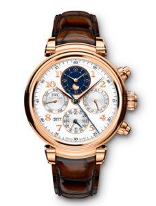 iwc da vinci perpetual calendar relojes suizos