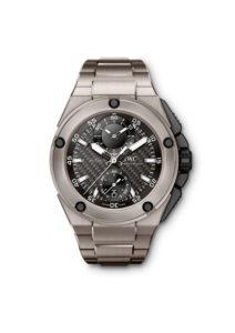"iwc ingenieur chronograph edition ""lewis hamilton"" relojes fórmula 1 gran premio de méxico"