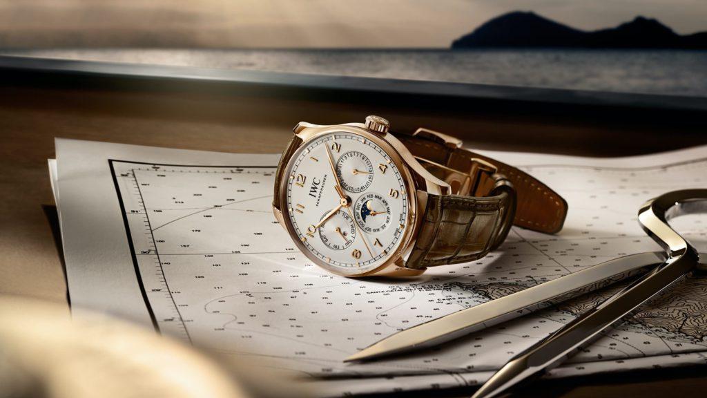 iwc portugieser perpetual calendar 42 watches and wonders 2020