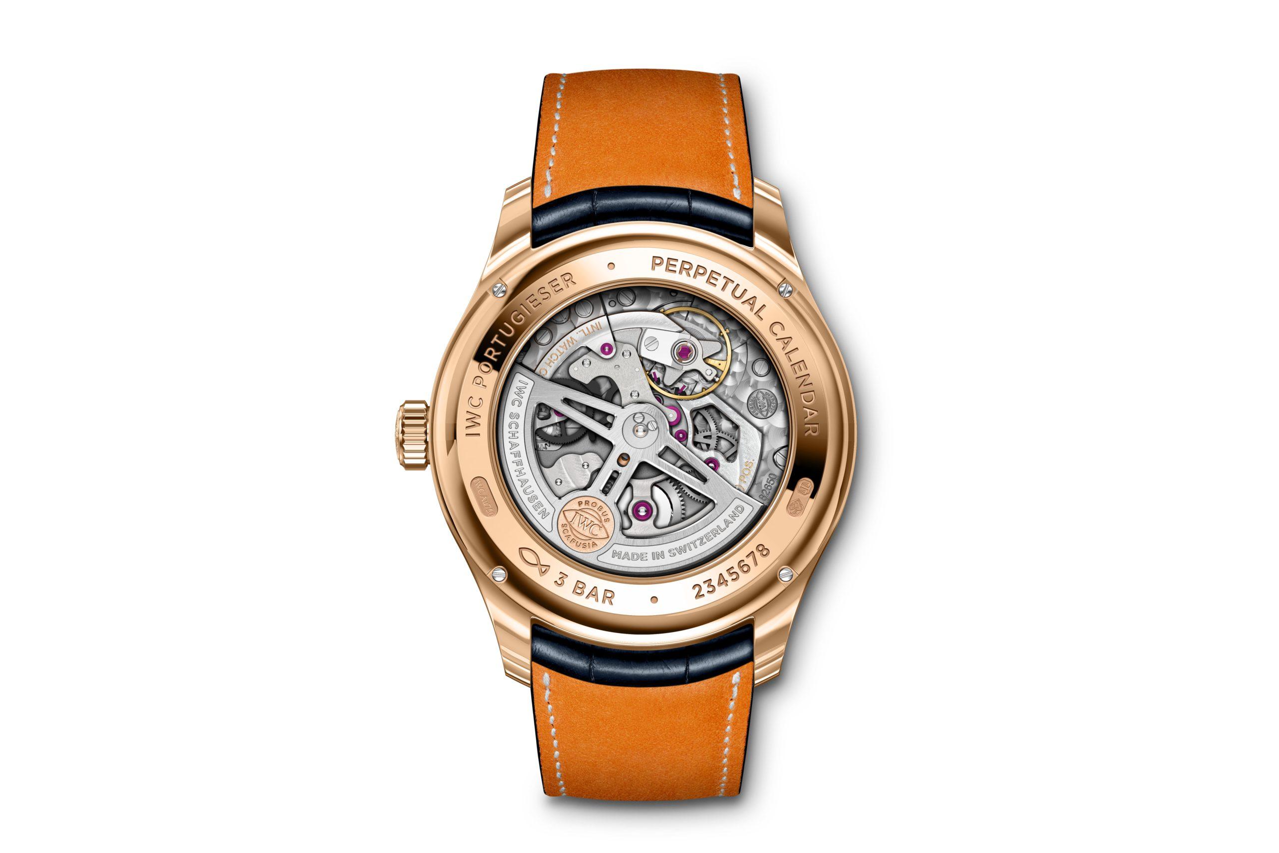 iwc portugieser perpetual calendar 42 watches and wonders 2020 5