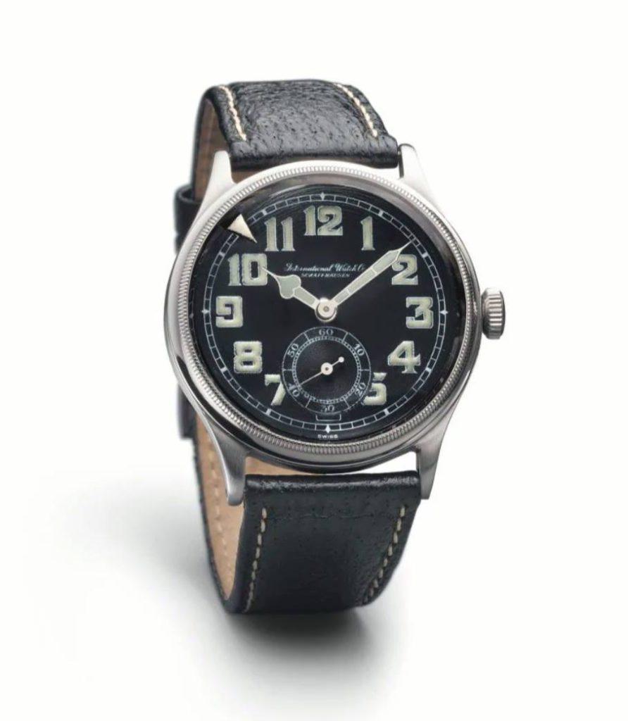 iwc reloj aviador 1936
