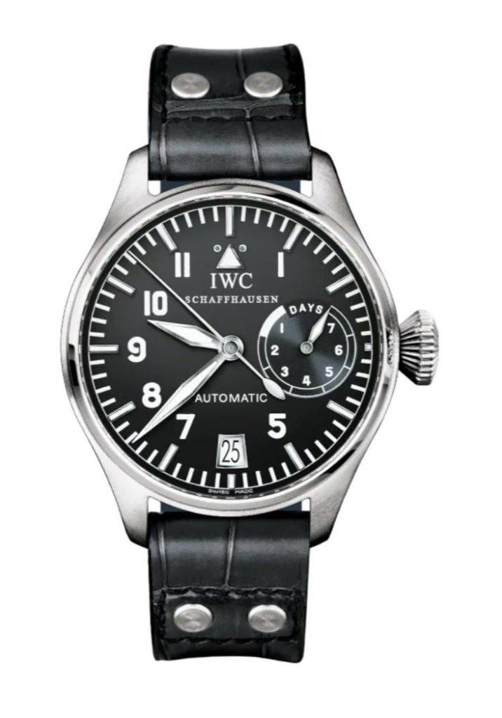 iwc reloj de aviador