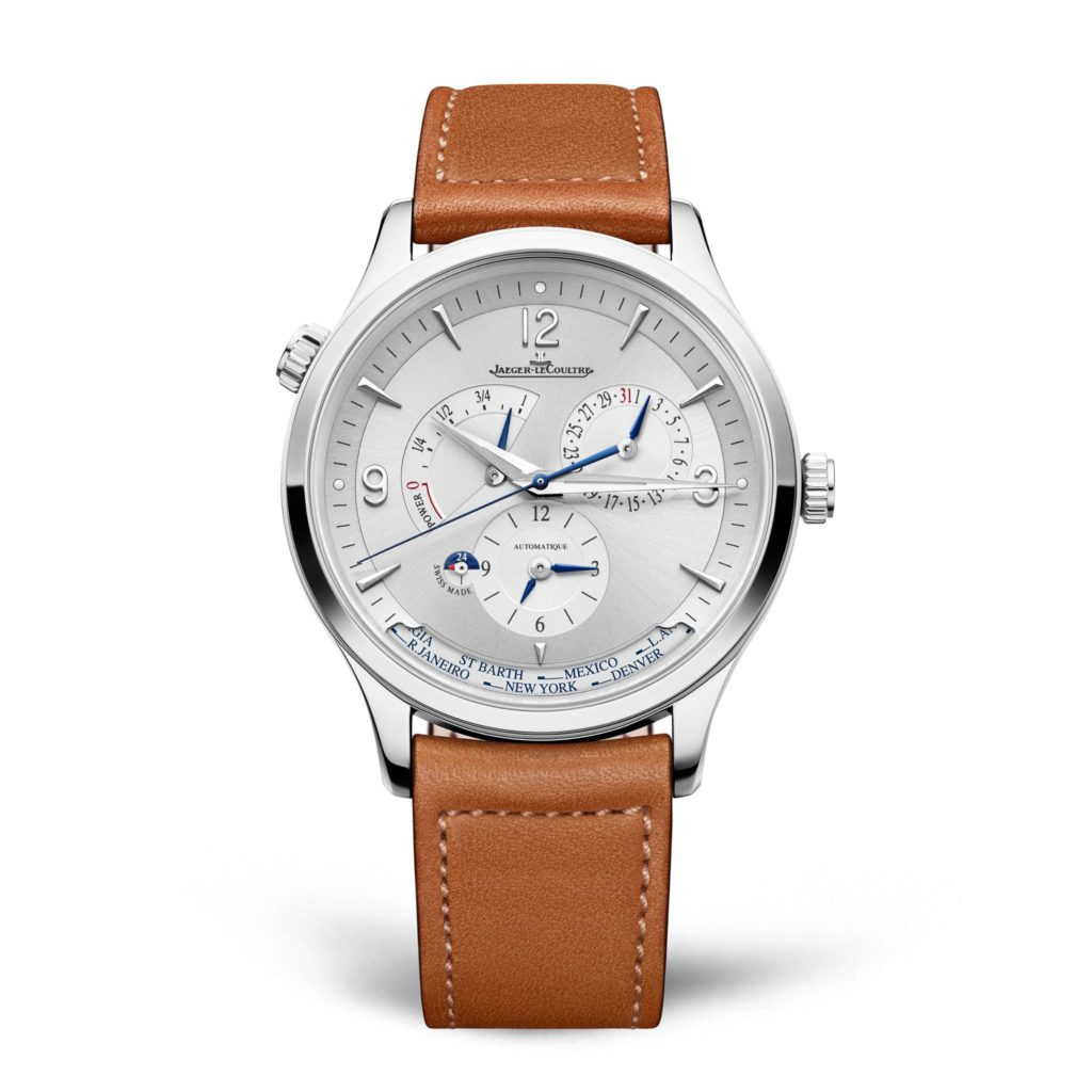 jaeger lecoultre master control geographic 1 1