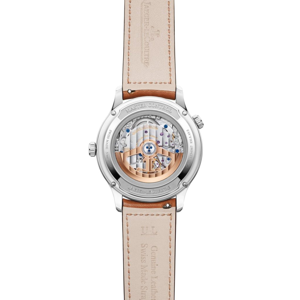 jaeger lecoultre master control geographic back
