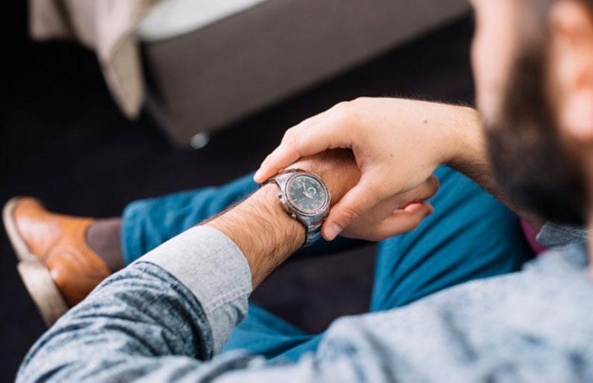 la guía para elegir tu primer reloj tamaño