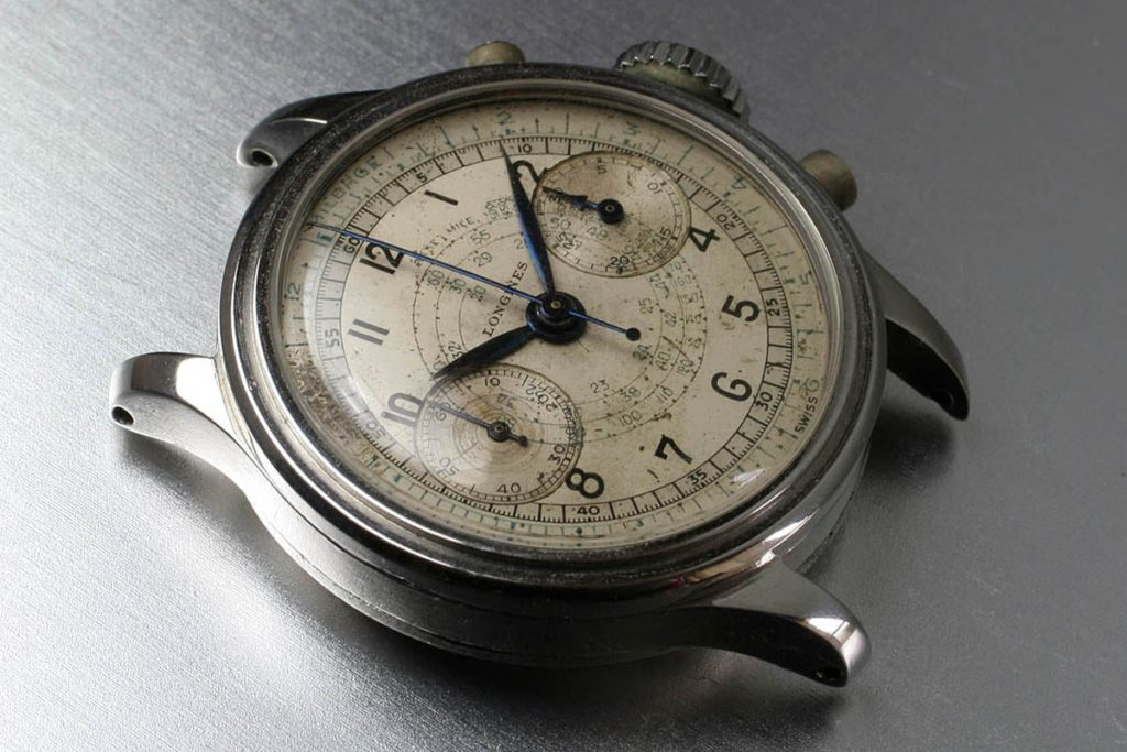 longines chronograph 13zn first flyback nakahiro